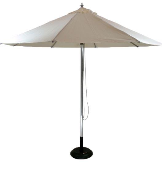 Aluminum Umbrella Rental